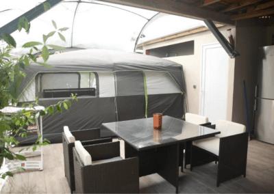 Tente Jacquier - Redoute Paradise - Maison d'hôtes